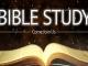 英文聖經班  English Bible Study (Sunday 11:30 am – 12:30 pm)
