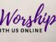 教會网上崇拜的信息